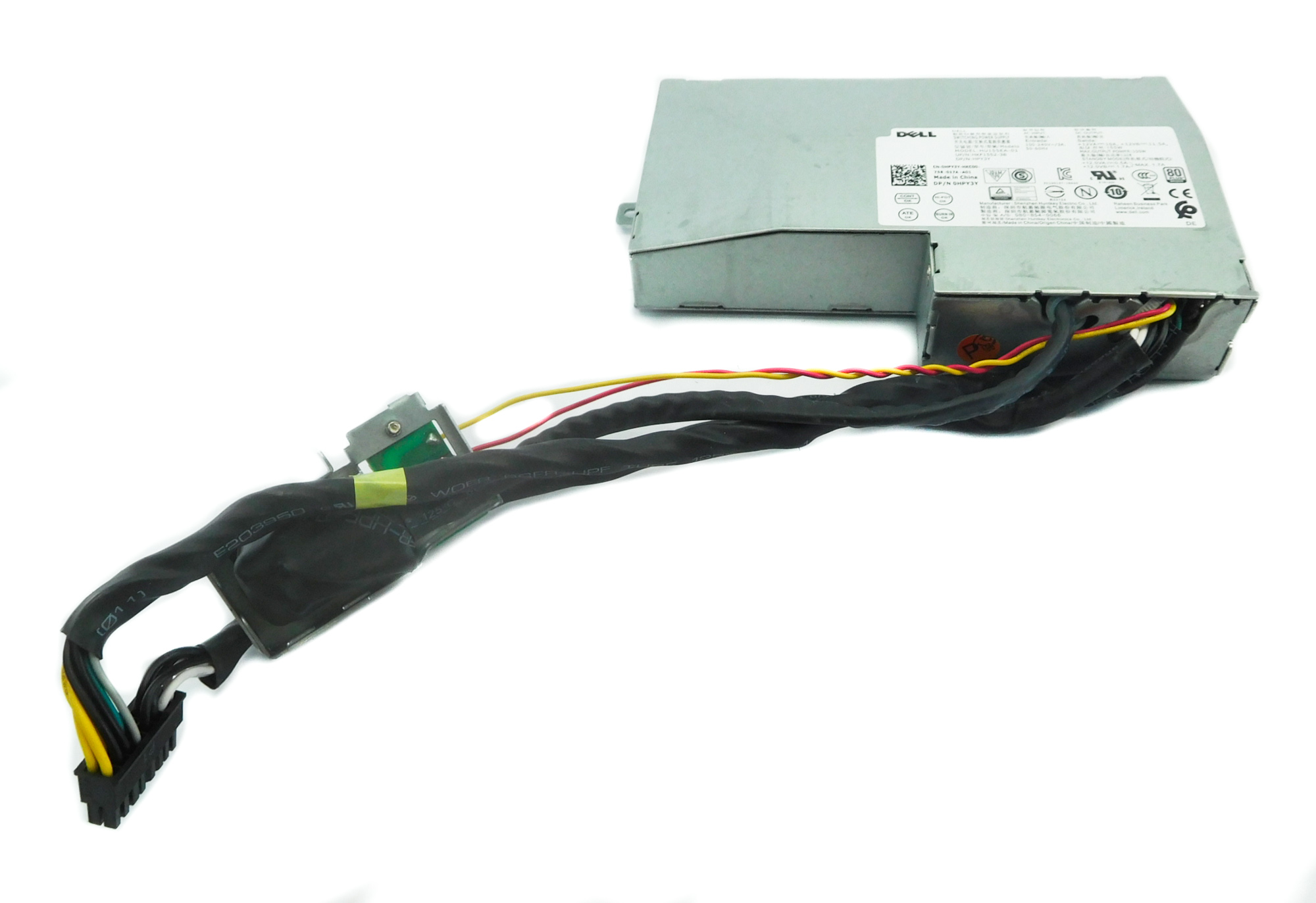 Dell HPY3Y OptiPlex 7450 AiO PC 155W Power Supply unit Huntkey HU155EA-01